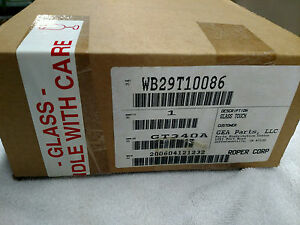WB29T10086 GE Stove Chrystal Control Assembly Brand New
