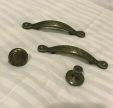Brass Drawer Handle Sets Handles Pulls Hardware Lot Pull Furniture Drawers Knobs