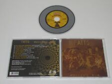 PATTO/MONKEY'S BUM(AKARMA AK 201) CD ALBUM
