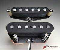 Wiggins Brand Traditionals, hand wound Tele set, Alnico, Made to Order