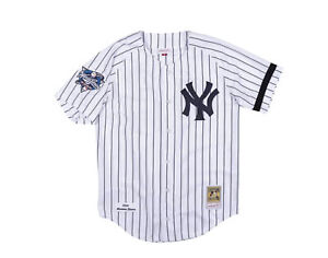 Mitchell & Ness Authentic Jersey White NY Yankees 2000 WS Mariano Rivera