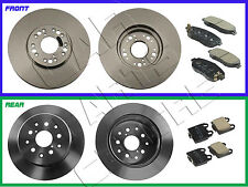 FOR LEXUS IS200 S SE IS300 1999-2006 FRONT & REAR BRAKE DISCS BRAKE PADS SET