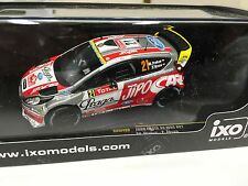 FORD FIESTA RS WRC PROKOP MONTE CARLO 2012 IXO RALLY 1:43 DIECAST-CAR- RAM499