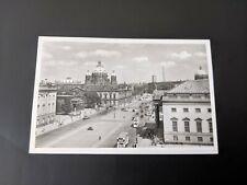 Postcard Original RPPC Berlin Cathedral Church Berlin Cancels Theo Heep 1939
