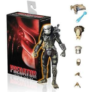 "Predator Jungle Hunter Ultimate Deluxe 7"" Action Figure 021"