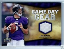 2009 UD Game Day Gear Joe Flacco Rookie Card Jersey #nfl-fl     new from pack