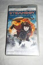 Steamboy (Sony PSP UMD Movie Playstation Portable) NEW Sealed