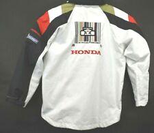 BAR Honda Official Team Merchandise Men XL Packable Hooded Mesh Lined Jacket