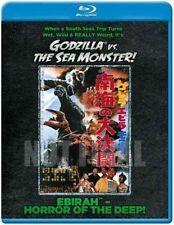 Ebirah Horror of The Deep (godzilla 0814131018243 With Jun Fukuda Blu-ray