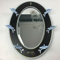 Reflections of Elvis Presley Collectable Display Mirror, Bradford Exchange, RARE