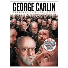 George Carlin DVD Boxed Set Collection -  w Booklet & Poster - Region 1