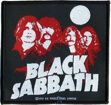 "Black Sabbath "" Full Moon Band"" Patch/Aufnäher 602317 #"
