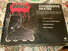 NO FEAR Men's Aggressive Rollerblades Size US 8