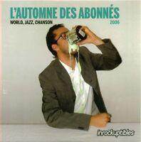 Compilation CD Les Inrockuptibles - L'Automne Des Abonnés 2006 - France (EX/M)