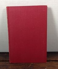 1947 The Living Thoughts Of Emerson - Edgar Lee Masters - Cassel Company