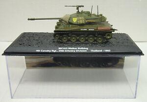 """M41A3 """" Walker Bulldog """", 1/72, De Agostini, Finshed Model, Metal, New"""