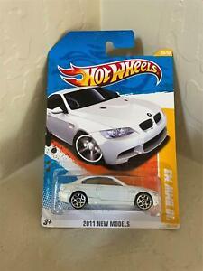 Hot Wheels '10 BMW M3 2011 New Models #26/50 White U10