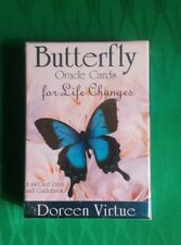 Butterfly Oracle Cards for Life Changes : A 44-Card Deck and Guidebook by...