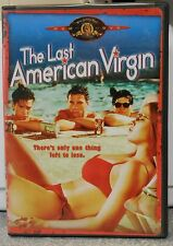The Last American Virgin (DVD, 2009) RARE 1982 COMEDY OFFICIAL MGM MINT DISC