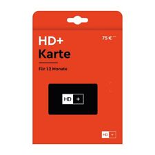HD+ Sender-Paket für 12 Monate (Astra HD+ Karte) kein Abo