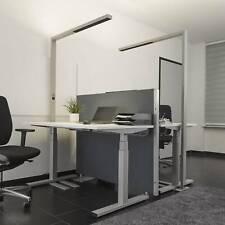 LED-Stehlampe Jolinda Büro Lampenwelt Tageslichtsensor Dimmer Bewegungsmelder