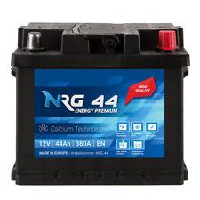 Autobatterie 12V 44Ah NRG Premium Starterbatterie WARTUNGSFREI TOP ANGEBOT NEU