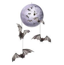 Fledermaus Grusel Mobile Hänge Deko Halloween  Party Spaß für alle Altersklassen