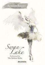 Bolshoi Ballet: Swan Lake [New DVD]