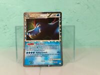 Pokemon TCG Heart Gold Soul Silver Feraligatr(Prime) 108/123 Holo Ultra Rare