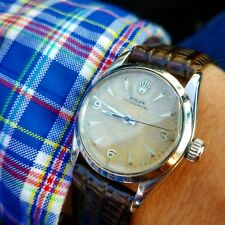UNPOLISHED Rolex Oyster Perpetual 6549, Rare Butterfly Movement, Explorer Dial