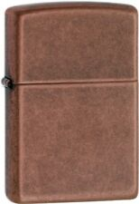Zippo Lighters ANTIQUE COPPER Lighter 301FB *NEW*