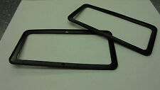 MARINA / RANGE ROVER ** DOOR HANDLE GASKET - PAIR ** NEW ORIGINAL - PLASTIC!!!
