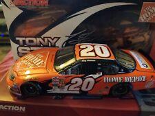 2003 TONY STEWART #20 HOME DEPOT 1/24 DIECAST IN BOX new