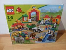 Jeux de construction Lego animaux et zoos Duplo