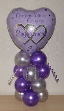 Unbranded Heart Engagement Party Balloons
