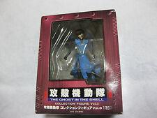 Ghost In The Shell Motoko Kusanagi Figure Vol.3 Sega Japan