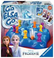 Ravensburger Disney FROZEN 2 GO ELSA GO GAME Toys Puzzles Kids BN