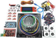 [SINTRON] 3D Printer Kit RAMPS 1.4 + Mega 2560 + A4988 + Motor + Extruder RepRap
