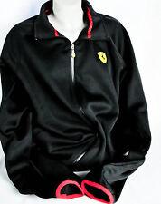 Original f1 Scuderia Ferrari Softshell chaqueta, negro, XXL, Men