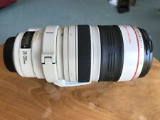 Canon EF 28-300mm F/3.5-5.6 L IS USM Lens Used