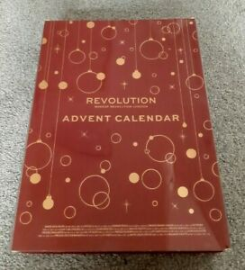 Revolution Advent Calendar Beauty Christmas 25 Days Gifts