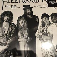 FLEETWOOD MAC - Capitol Theatre Passaic NY: Live October 17th 1975 Vinyl LP NEW