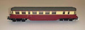 Graham Farish (371-627) GWR railcar in BR crimson and cream - NON MOTORISED