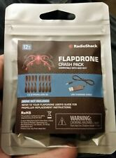 RadioShack FlapDrone Drones Crash Pack 6001463 New in Bag