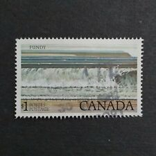FUNDY 1 DOLLAR 1979 CANADIAN STAMP