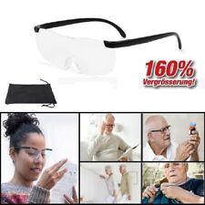 38436c4ee0 Gafas Lupa Lentes Aumento Presbicia 160% Ampliación Lectura coser Reparación