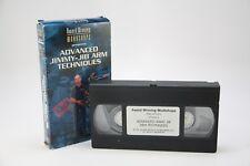 Award Winning Workshops VHS Advanced Jimmy-Jib Arm Techniques (Volume 4)