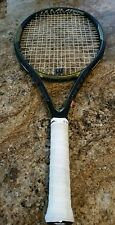 Wilson Hammer 5 Over Size-grip:4-1/2-great All Around Condition