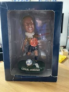Rare Leslie Osborne USA Women's National Soccer Team 2007 Bobblehead COA Incl