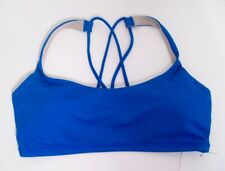Lululemon Free To Be Sports Bra Amalfi Blue AMLF Sz 6 New With Tag FREE SHIPPING